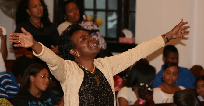 Pre-church Anniversary Service