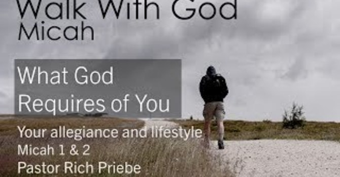 What God Requires of You