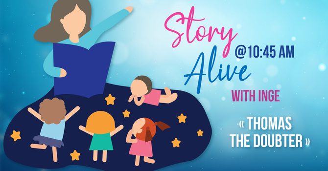 Story Alive @ 10:45am with Inge