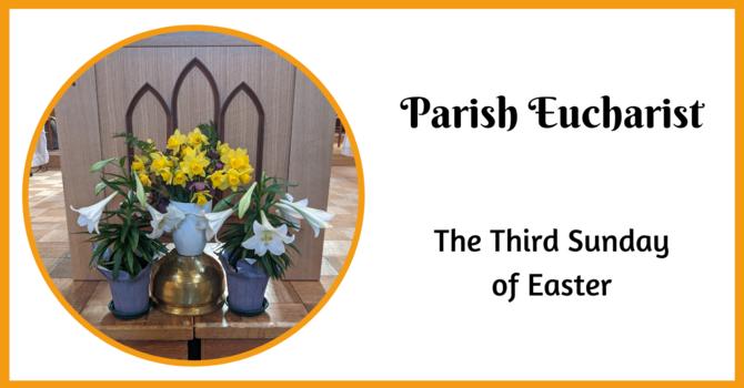 Parish Eucharist - April 18, 2021 image