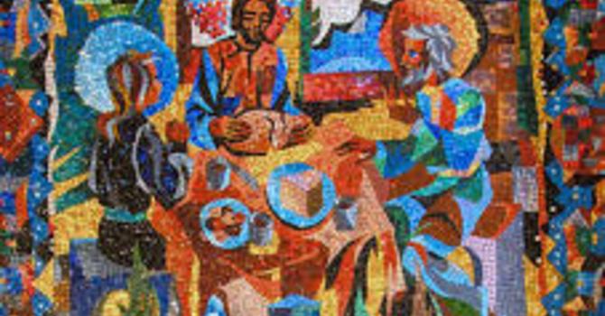 18 April 2021 Morning Prayer Easter 3 image