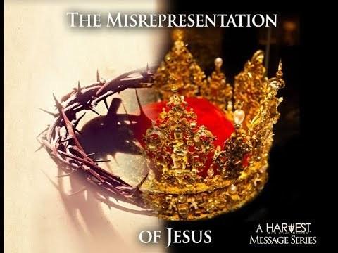 The Misrepresentation of Jesus