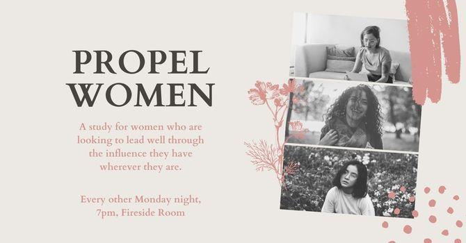 Propel Women's Group