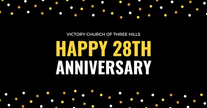 28th Anniversary Celebration
