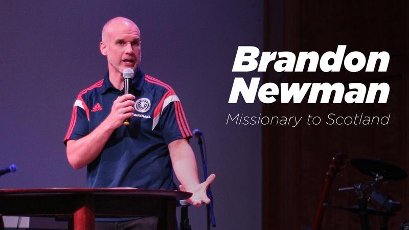 Guest Speaker: Brandon Newman