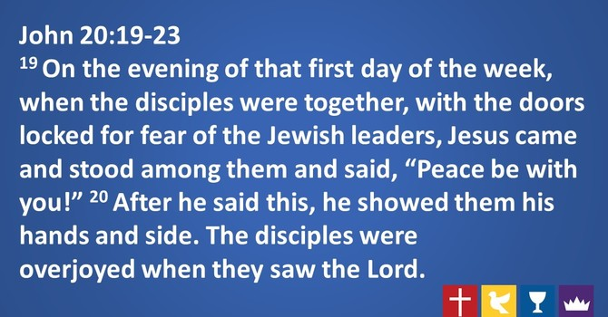 Jesus Is Breaking In...