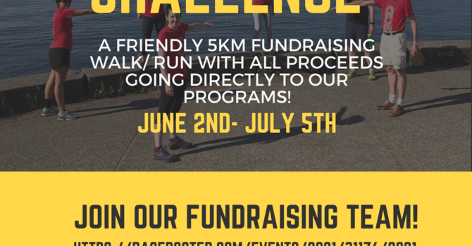 Join Team NSRJ in the 2021 Virtual Scotiabank Charity Challenge!  image