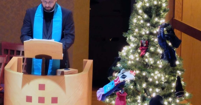 Ecumenical Advent Carol Service in West Vancouver