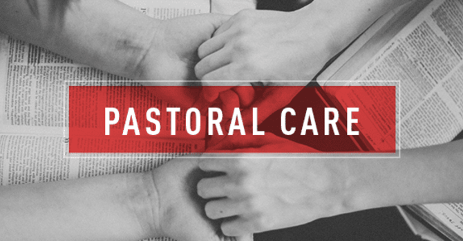 Emergency Pastoral Care & A Message from Meghan image