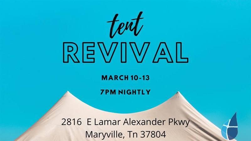 Tent Revival Night 4 - Steve Wilson