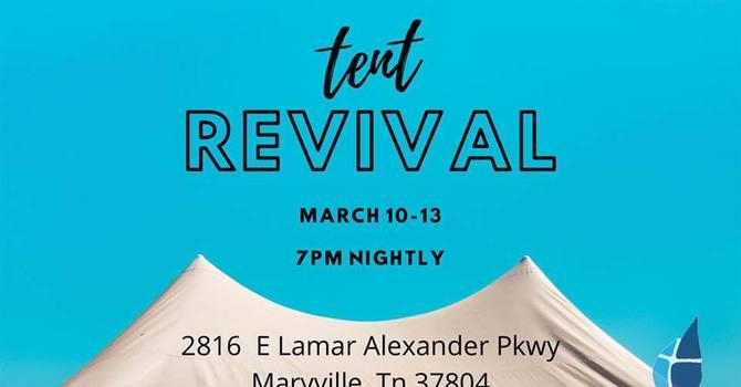 Tent Revival Night 2 - Steve Wilson