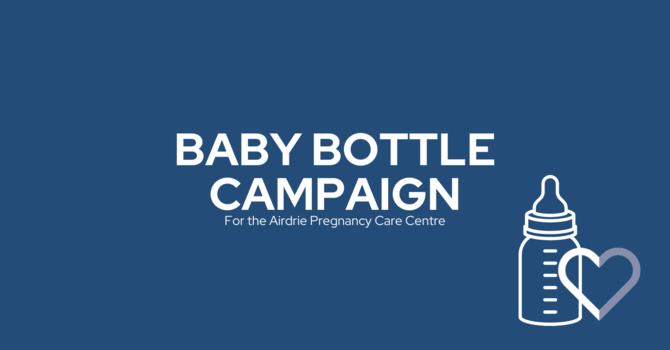 Baby Bottle Fundraiser 2021 image