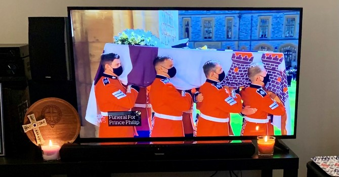 The Memorial service for the Duke of Edinburgh  image