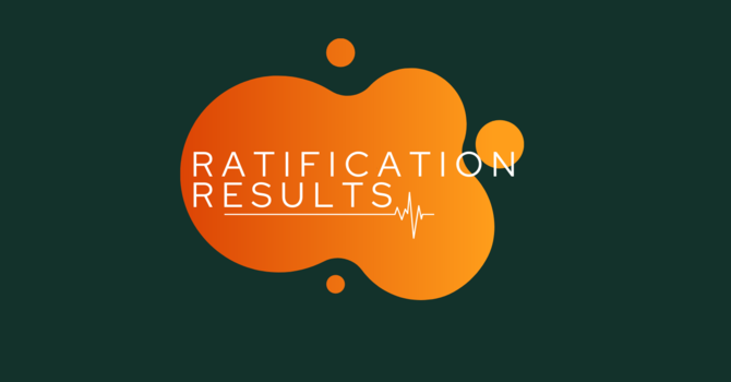 Annual General Meeting Ratification Results image