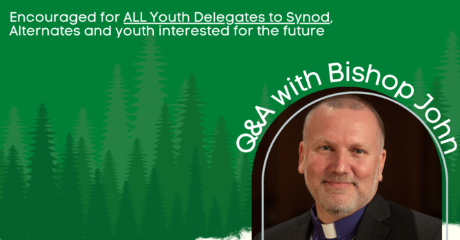 Social for Synod Youth Delegates