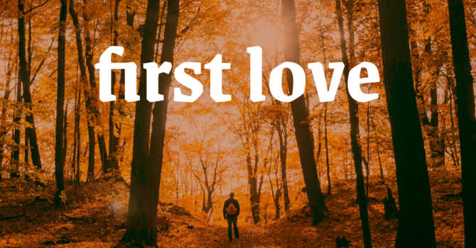 First Love Daily Devotional image