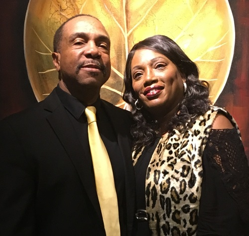 Ron and Angela Westberry