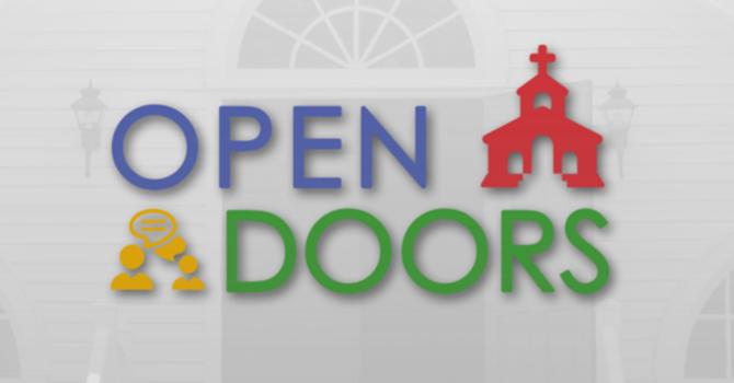 Open Doors Grants image