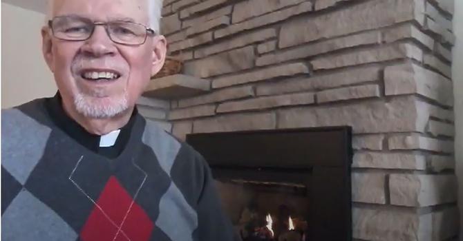 Meet Rev. Jim Garey, the marathon man of evening prayer