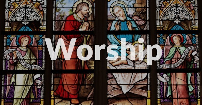 Worship Online - Feedback Requested image