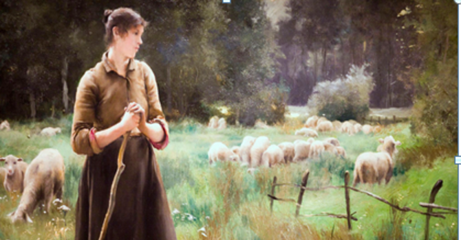 Guide us Shepherd, Guide us