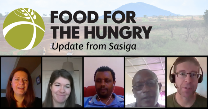 Rewatch our catch up with our friends in Ethiopia image
