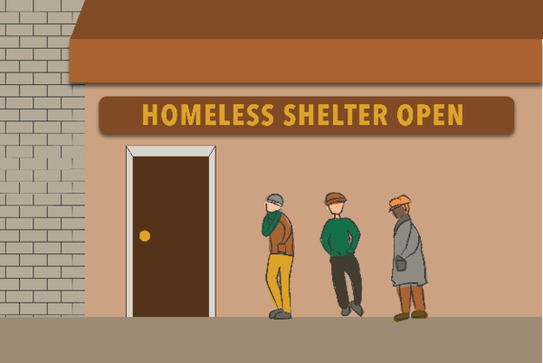 First Footing Homeless Shelter