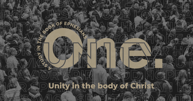 One | Unity | Wk.4 10AM 01.17.21