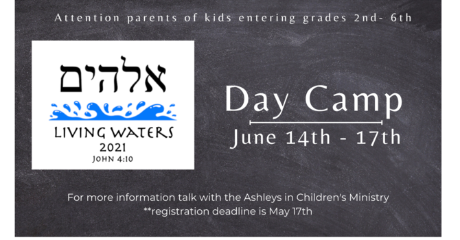 Living Waters Day Camp
