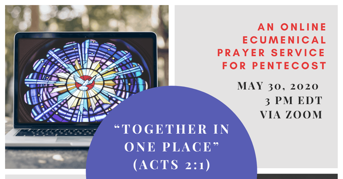 """""""Together in One Place"""" Ecumenical Prayer Vigil"""