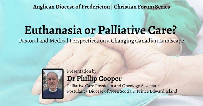 Euthanasia or Palliative Care? image