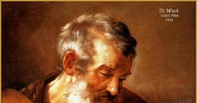 Bulletin: 3rd Sunday After Easter - St Mark the Evangelist image