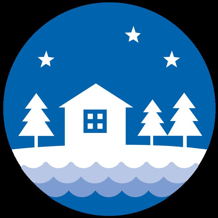 Camp Huron Logo