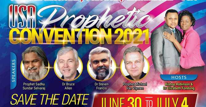 2021 USA Prophetic Conference