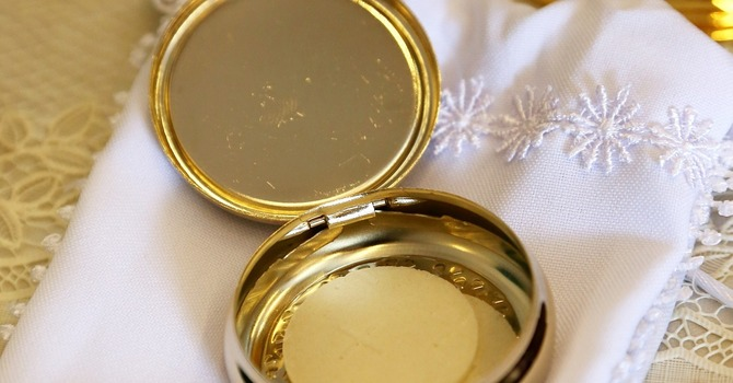 Holy Eucharist Reserve Sacrament