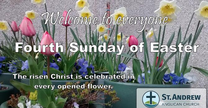 April 25, 2021 On-Line Sunday Service image