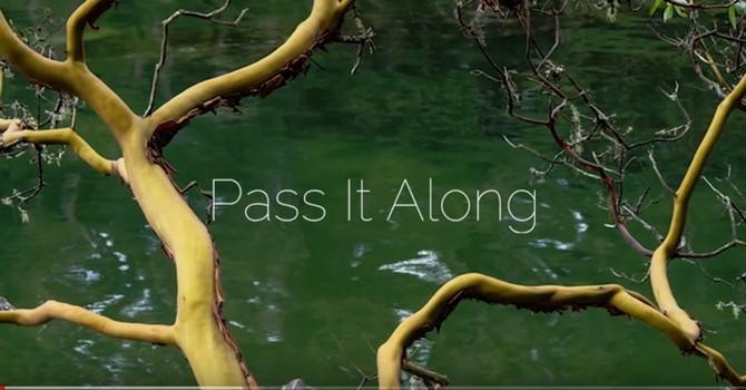 Pass it Along image