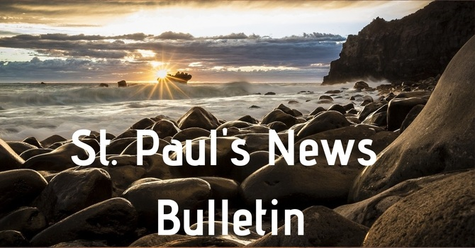 April 25th News Bulletin image