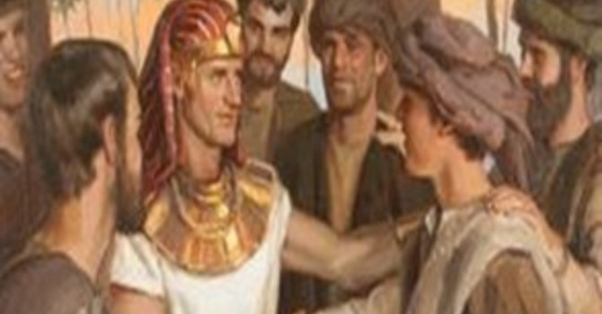 Joseph Reveals Himself to His Brothers image