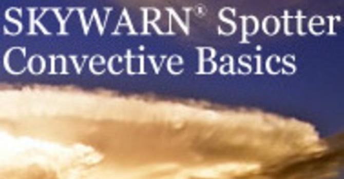 Skywarn Spotter Training image