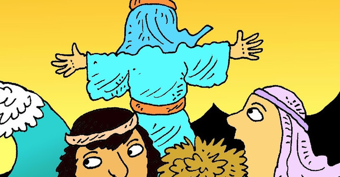 Lesson 2: Jesus Calms the Sea image