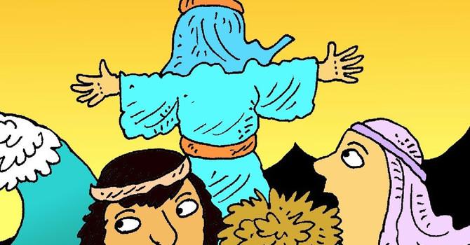 Lesson 2: Jesus Calms The Storm image