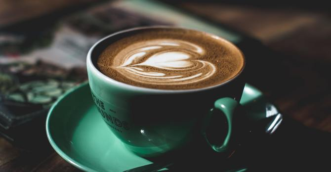 ZOOM COFFEE HOUR SUNDAY 4:00 PM  image