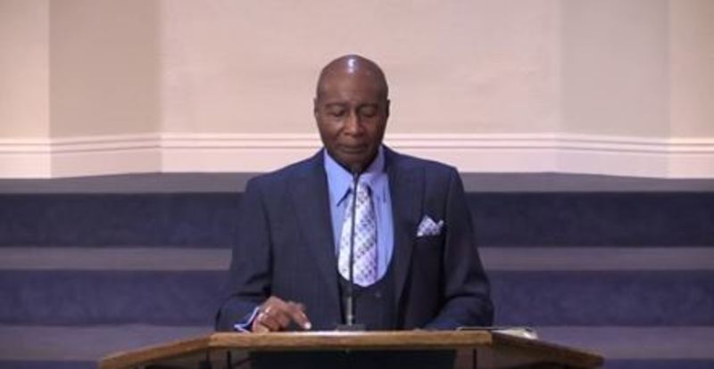 A Humble Christian In God's Care | April 25, 2021 | 8 A.M. | Rev. Collins