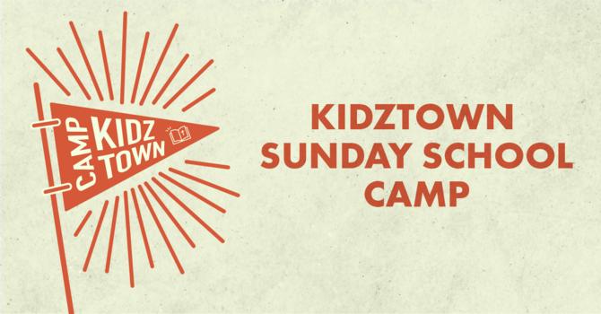 Kidztown Sunday School Camp