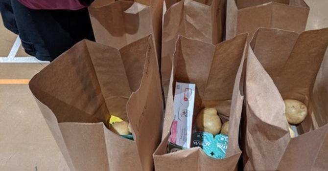 North Park Grocery Hamper Program (with video)