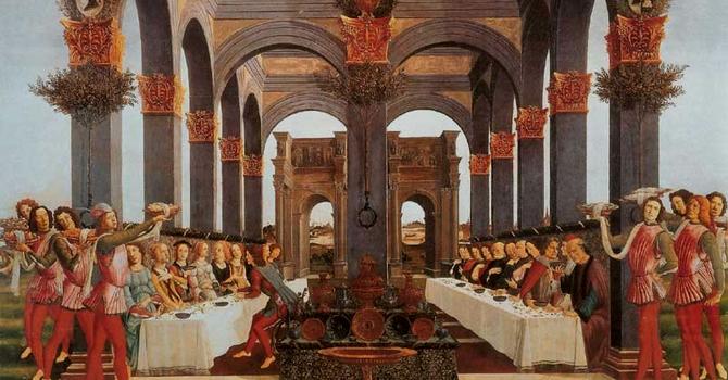 A Vineyard & A Wedding Banquet