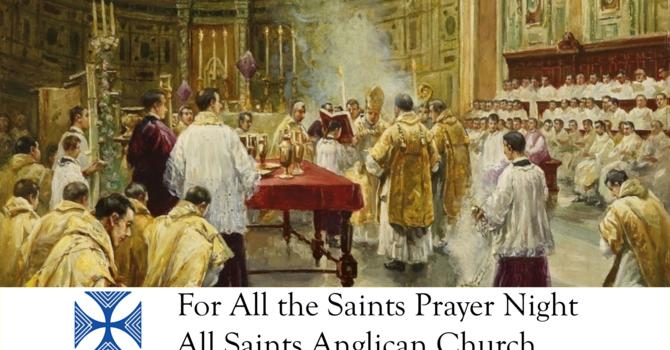 Cochrane Prayer Night April 28, 2021