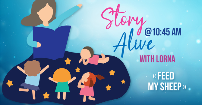 Story Alive @ 10:45 with Lorna