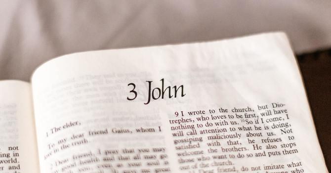 3 John 1:1-14